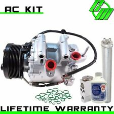A/C Compressor Repair Kit Fits Honda Civic 1.8L I4 2006-2011 OEM (Sedan Models)
