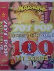 CHARTBUSTER KARAOKE CDG 70s POP HITS VOL 1 6 DISC SET 100 SONGS