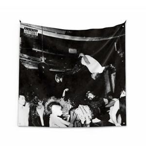 """Playboi Carti """"Die Lit"""" Art Music Album Tapestry Flag 3FT/4FT"""