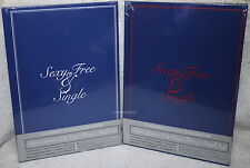 Super Junior Vol. 6 Sexy, Free & Single Taiwan Ltd CD+84P+Card (Ver. A)
