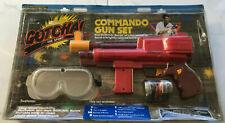 Entertech GOTCHA Commando Gun Set Vintage Paintball Gotcha Game NOS  1980s