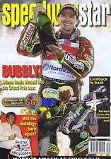 LEIGH ADAMS / BRISTOL BULLDOGS / LINDBACK Speedway Star May 17 2008