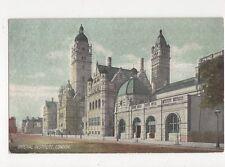 Imperial Institute London 1907 Postcard 122a