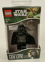 Lego Star Wars Darth Vader LED Key Light Keychain Flash Light 2013 NEW