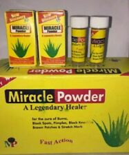 Miracle Powder is natural formulate for all skin problems like Burns,black spots