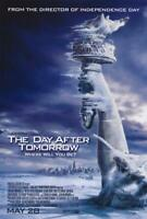 The Day After Tomorrow Movie POSTER 27 x 40 Dennis Quaid, Jake Gyllenhaal, B