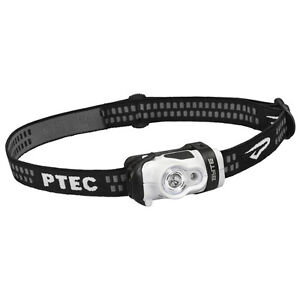 Byte LED Head Torch - White LED Head Lamp Torch Red or White LEDs - Camping