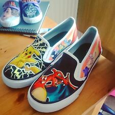Scarpe dipinti a mano, design di tua scelta, tutti One of a kind