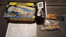Woodkrafter Vintage 1984 Bounty Ship in a Bottle Kit #205 Complete