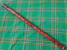 Profesional D Flauta Palo De Rosa Con Estuche De Madera