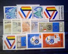 Europa Simpatizantes 1969 completo MNH**