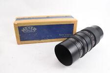 Meyer Optik Gorlitz Telemegor 300mm f/4.5 Telephoto Lens for Exakta In Box RA96