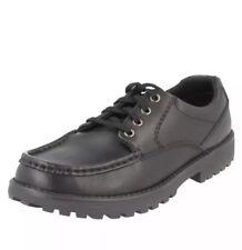 Clarks Boys School Shoes UK size 3G/36