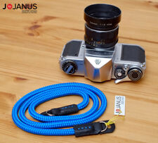 Handmade Camera Rope Strap | Leica Fuji X X-T2 Olympus E-M1 Sony A7 A9 Nikon DF