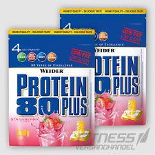 (32,78€/kg) Weider Protein 80 Plus, 2x 500g Beutel Eiweiss +Bonus
