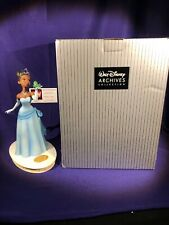 Walt Disney Archives Collection 4057247 Tiana Maquette figurine Princess & frog