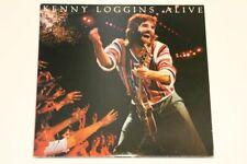 "Kenny Loggins Alive Vinyl 12"" Columbia Records 1980 CTX 32738"