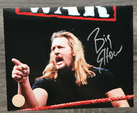 BIG SHOW WWF WWE SIGNED AUTOGRAPHED 8X10 PHOTO