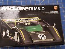 Vanquish MG CA2 McLaren M8D Car Kit Vic Elford Laguna Seca 1971 1/32 Slot Car