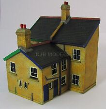 OO Gauge SCENIX EM6005 LOW RELIEF VICTORIAN SEMIS MODEL RAILWAY BUILDING 1:76
