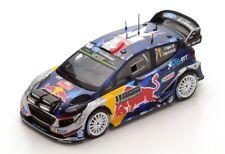 NEWS FORD FIESTA RS WRC WINNER RALLYE MONTE CARLO 2017 SEBASTIEN OGIER SPARK