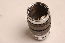 Leica Screw Mount Kyoei Super-Acall 135mm f3.5 Lens M39 Very Nice #51301