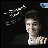 CHRISTOPH PREIÁ, 14, PIANO NEW CD