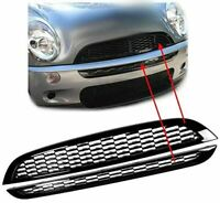 Mini Cooper one cooper & cooper S R50 R52 R53 Gloss black front grille grilles.