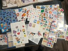Vintage Stickers From Highlights E7