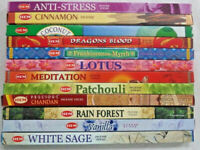 HEM Incense Assorted Best Sellers #4 Bulk Lot 12 Pack x 8 Sticks = 96 Mixed