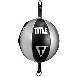 Title Boxing Platinum Premiere Double End Bag 2.0