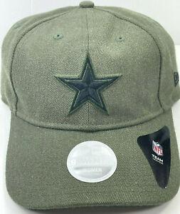 Authentic Dallas Cowboys /New Era 9Twenty / Woman's  / Olive / Reg $22 - 50% OFF