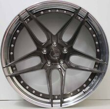 21 inch GENUINE BC FORGED 2 PC ALLOY WHEELS TO SUIT BMW M3 , M4 , M 5& M6