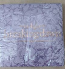 Twilight Breaking Dawn Beverge Cake Napkins 16 count Birthday Party Supplies