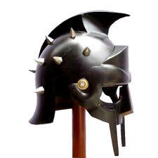 New Super Gladiator Maximus Medieval Viking Armor Helmet Roman Replica Gifts