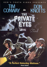 The Private Eyes (DVD) • NEW • Tim Conway, Don Knotts