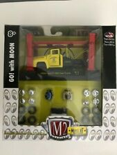 M2 machines 1/64 Model Kit 1956 Ford  F-100 Tow Truck MoonEyes