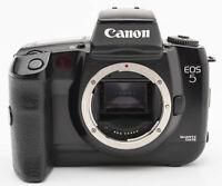 Canon EOS 5 Gehäuse Body SLR Kamera anloge Spiegelreflexkamera