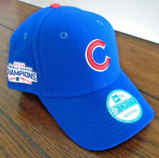 NEW CHICAGO CUBS WORLD SERIES CHAMPIONS 2016 9FORTY NEW ERA ONE SIZE HAT CAP