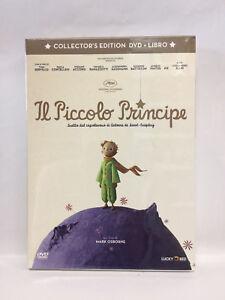 IL PICCOLO PRINCIPE - collector's edition DVD + LIBRO
