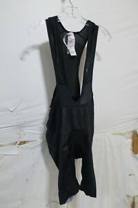 Louis Garneau Lgneer Bib Shorts Men's Small Black Retail $169.99