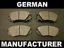 Vauxhall Insignia 2.8 VXR 321bhp Front Brake Pads /& Discs 321mm Vented