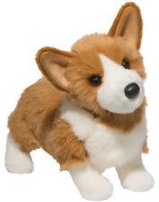 """Douglas INGRID CORGI Plush Dog Toy 14"""" Stuffed Animal NEW"""