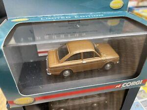 4 x LLEDO CORGI VANGUARDS Singer Chamois Hillman Imp model road car VA04005 1:43