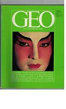 Geo - Das neue Bild der Erde Nr. 6 - 1980