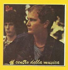 Ron al centro della musica #160  STICKER ITALY Rosalino Cellucci
