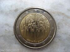 SPAGNA 2010 2 EURO FDC UNC MOSCHEA-CATTEDRALE DI CORDOBA SPAIN SPANIEN