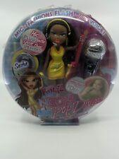 BRATZ Sasha DOLL NEON POP DIVA RARE HTF Toy New In Box MGA