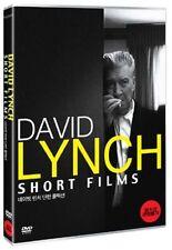 DAVID LYNCH Short Films / The Short Films of David Lynch Collection DVD *NEW