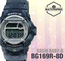 Casio Baby-G Alarm Ladies Sport Watch BG169R-8D